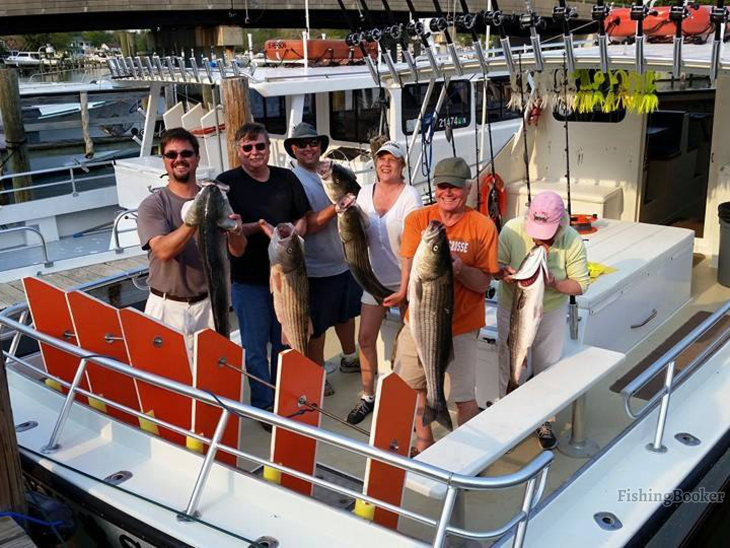 Lucky strike charters deale maryland for Deale md fishing charters