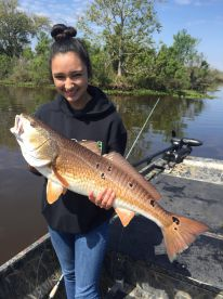 ***La Redfish Outfitters***, Marrero