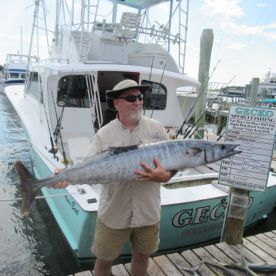 Offshore and inshore fishing, Ocracoke