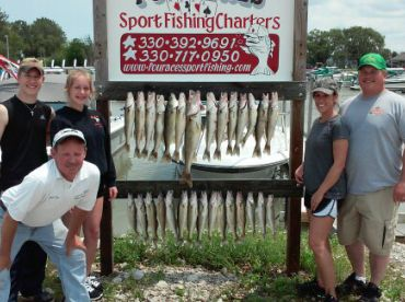 Four Aces Sport Fishing, Warren