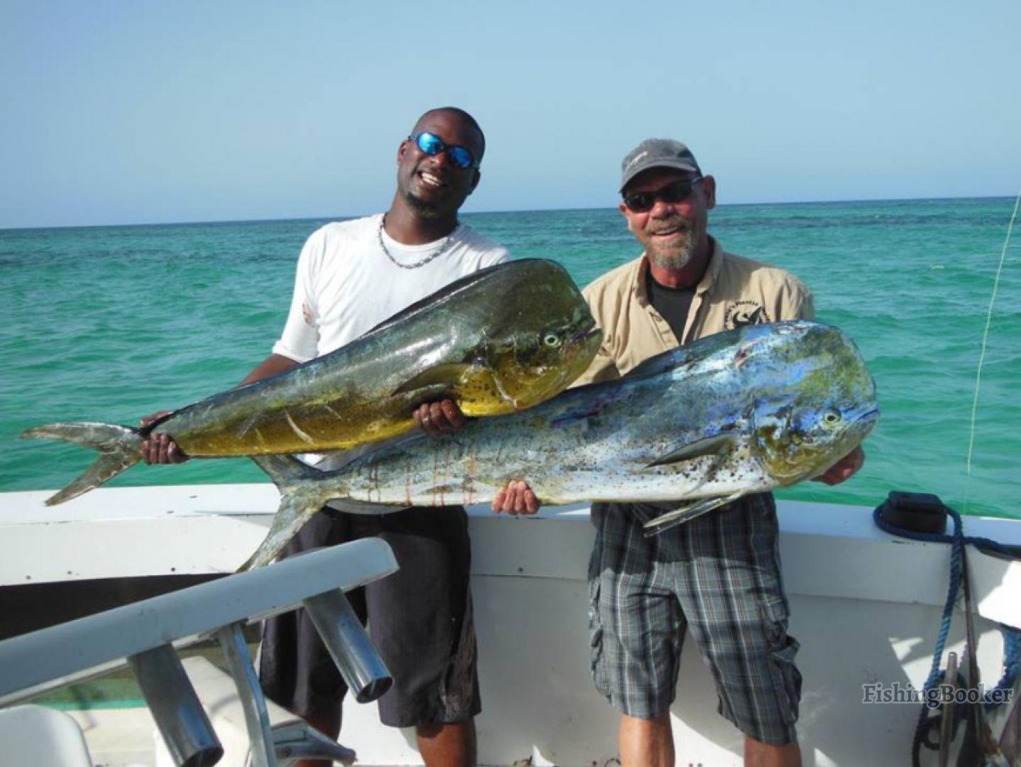 Fishing punta cana shekinah b varo dominican republic for Punta cana fishing