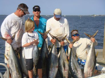 Vanishing Point - 36' Yellowfin, Jensen Beach