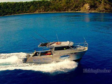 The Fishing Machine - Captain Bob, Nadi
