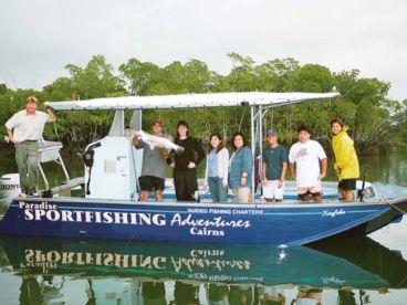 Paradise Sportfishing Adventures, Cairns