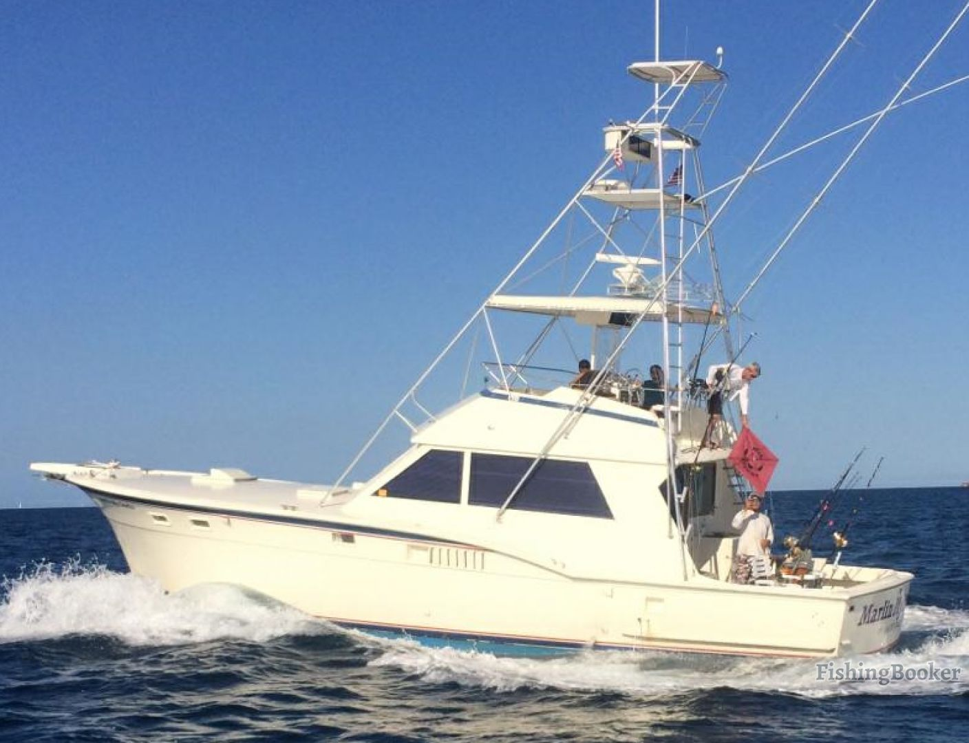 Marlin my darlin sportfishing fort lauderdale florida for Deerfield beach fishing charter