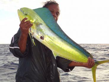 La Rochelle Fishing Charters, Trou Aux Biches