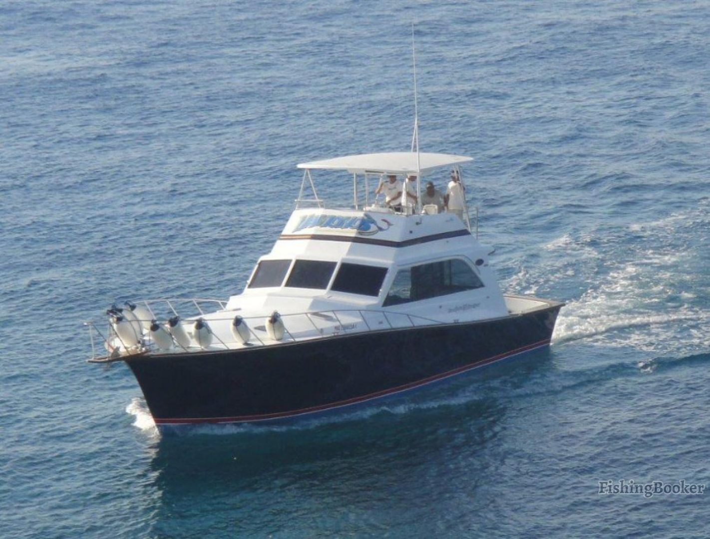 Vamonos sportfishing cozumel mexico for Cozumel fishing charters
