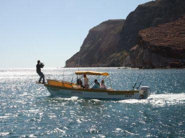 Mosquito Fleet - Super Panga 22', La Paz