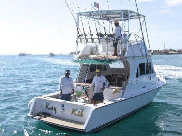 Ocean Tours - 33' Kay Kib, Cozumel