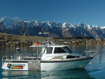 Queenstown Fishing - Nikita, Queenstown