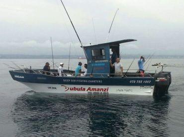 DUBULA AMANZI FISHING CHARTERS, Durban