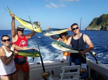 Aquaman Charters Guam - Belinda, Piti
