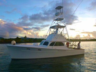 Leilani - Oceanic Sportfishing, Apia