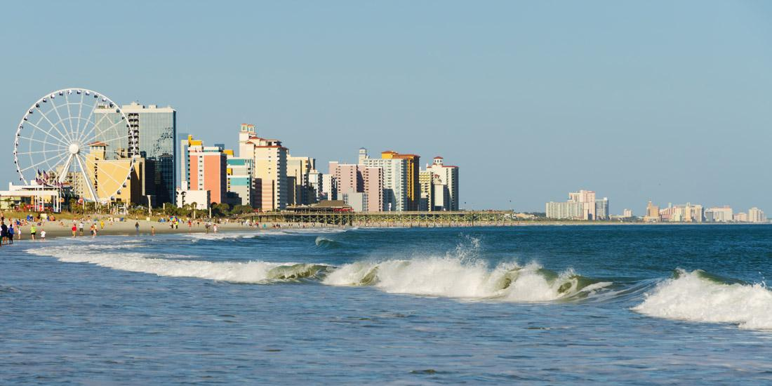 Top 10 fishing charters in myrtle beach sc fishingbooker for Fishing myrtle beach sc