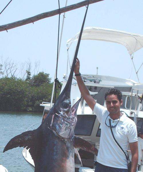 Fishing charters cancun canc n mexico for Cancun fishing seasons