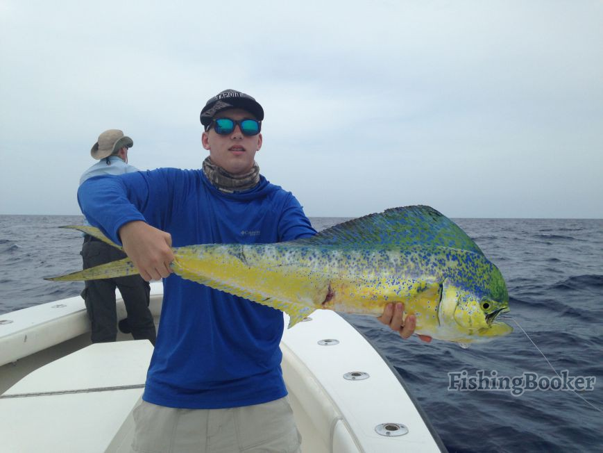 Fishing in key largo fl fishingbooker for Key largo fishing charters