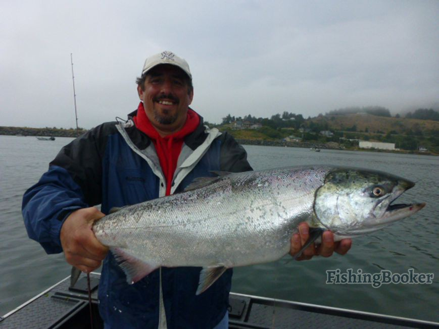 gold beach fishing reports