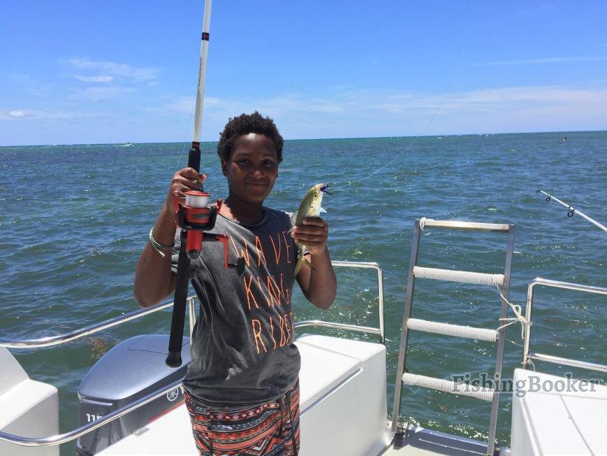 Fishing in punta cana dominican republic fishingbooker for Punta cana fishing charters