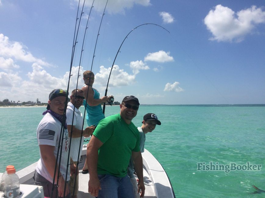 Fishing in sarasota fl fishingbooker for Sarasota bay fishing report