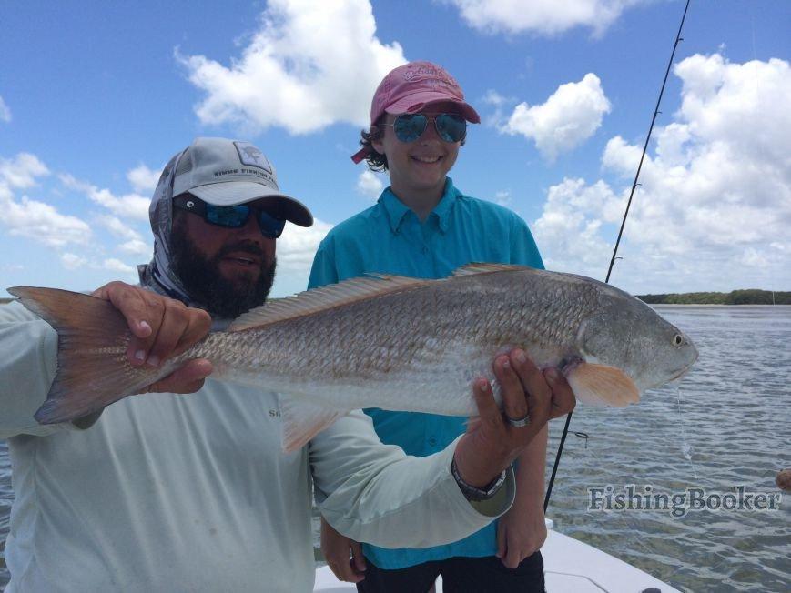 Fishing in key largo fl fishingbooker for Key largo fishing guides