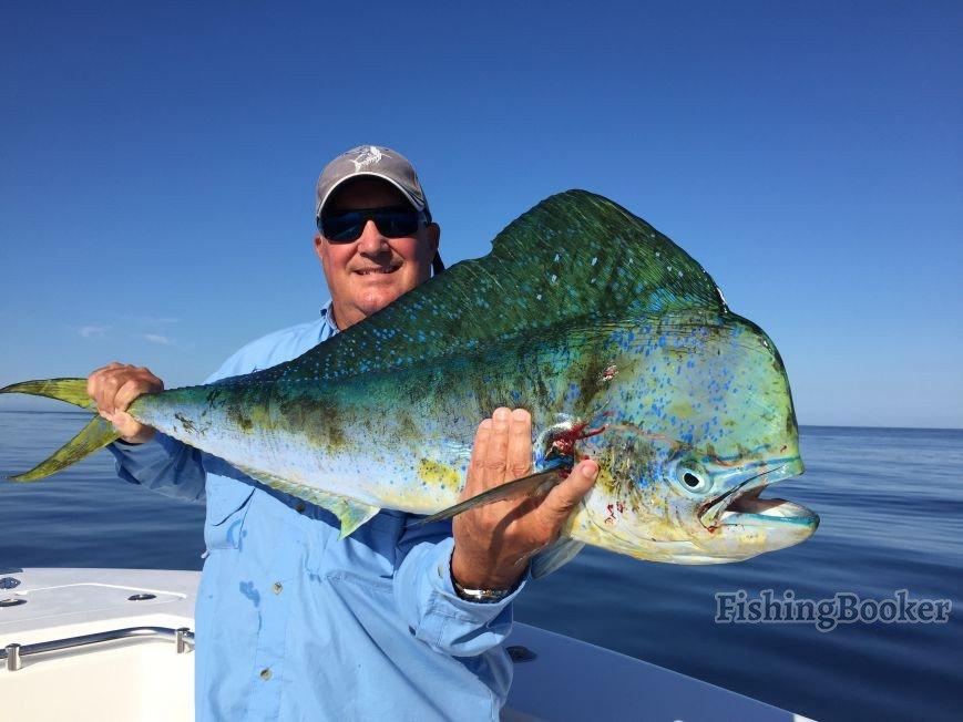 Top 10 fishing charters in fort pierce fl fishingbooker for Deep sea fishing fort pierce