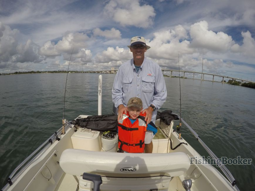 Fishing in vero beach fl fishingbooker for Vero beach fishing report