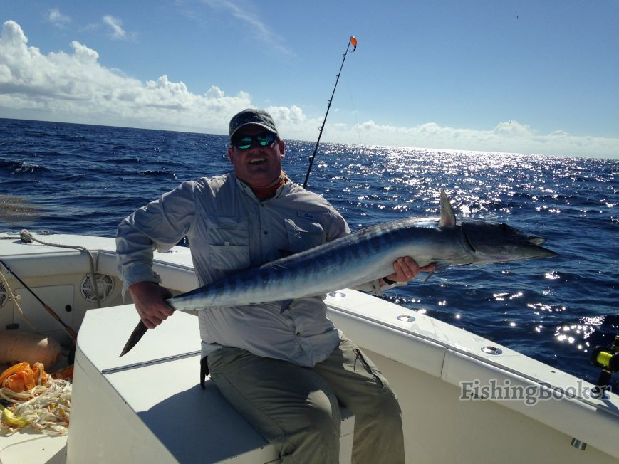 Fishing in key largo fl fishingbooker for Key largo fishing report