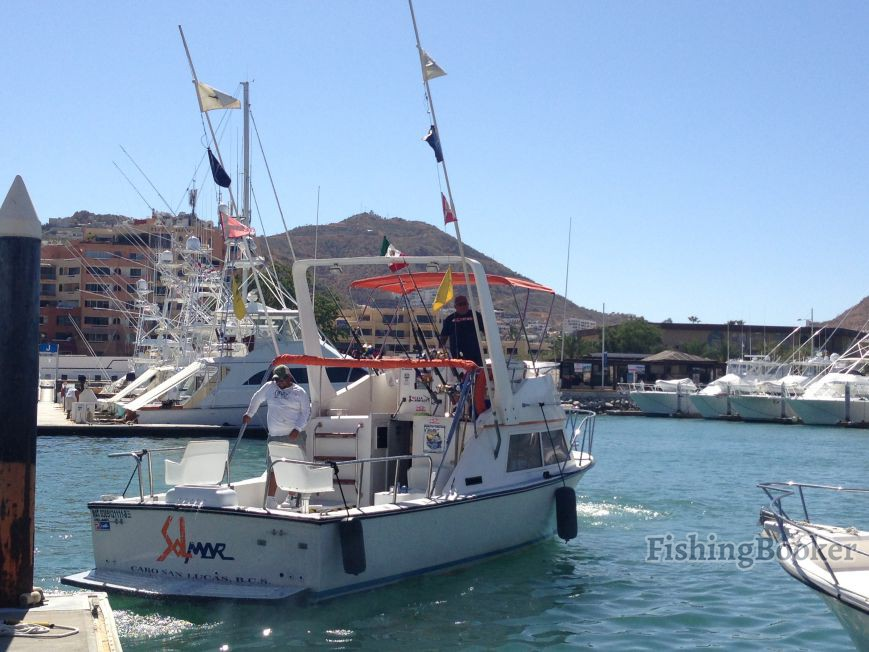 Top 10 fishing charters in cabo san lucas mexico for Cabo san lucas fishing charters