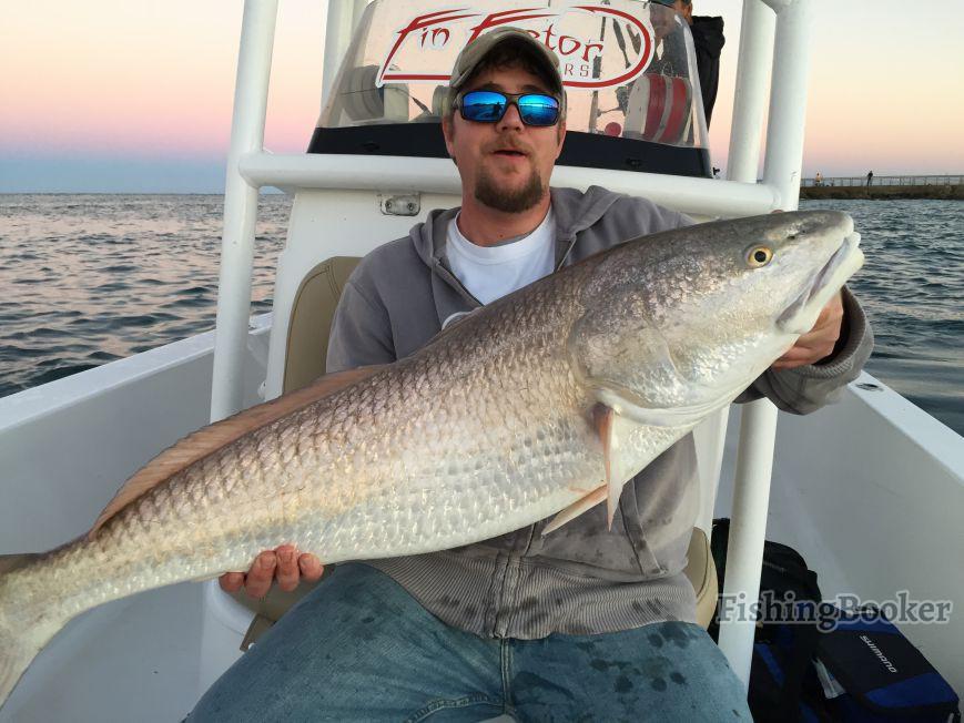 Redfish snook jacks sheepshead cape canaveral fishing for Cape canaveral fishing