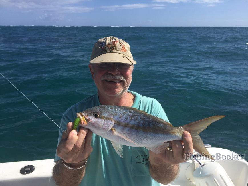 Fishing in punta cana dominican republic fishingbooker for Punta cana fishing