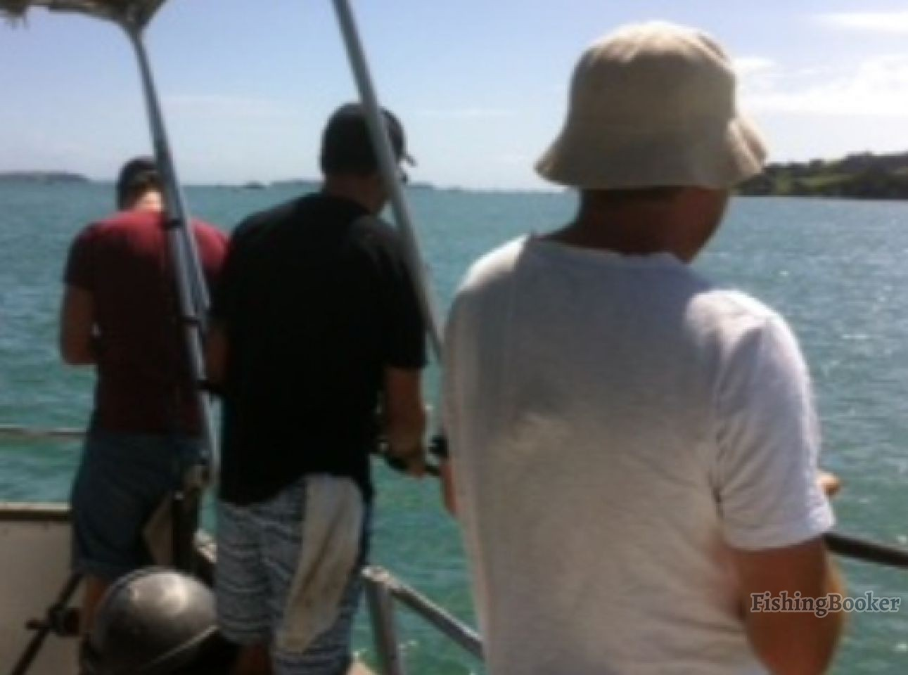 Auckland fishing charters fishing tri auckland fishing for Fishing charters auckland