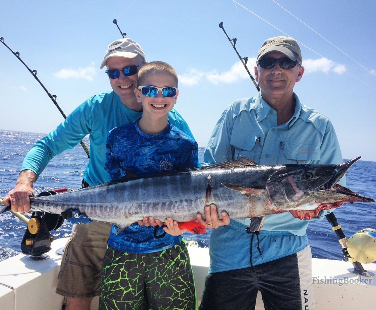 Top 10 fishing charters in grand cayman cayman islands for Grand cayman fishing