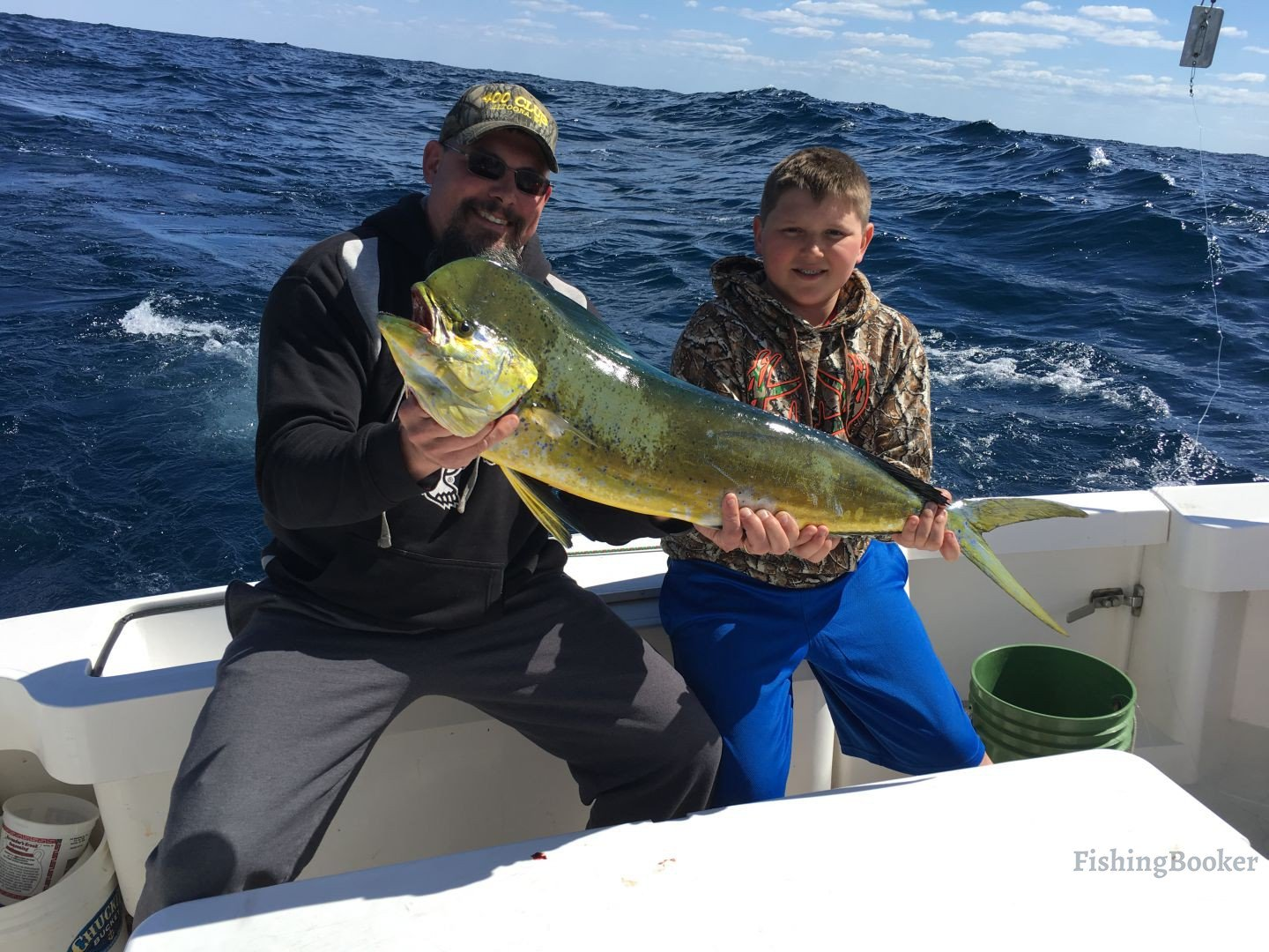 Top 10 fishing charters in ponce inlet fl fishingbooker for Ponce inlet fishing