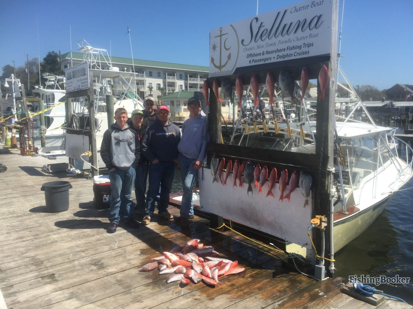 Beautiful weather and great fishing destin fishing for Destin fl fishing report