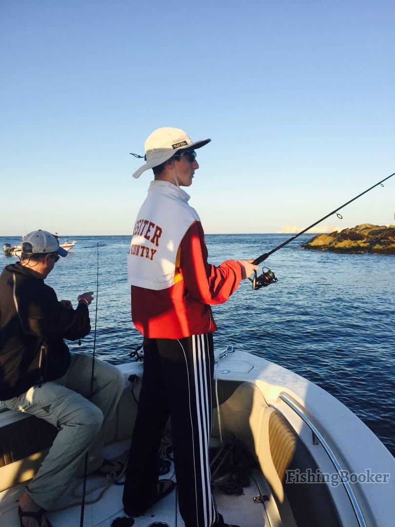 Return of the jedi jetty orange beach fishing report for Orange beach fishing report