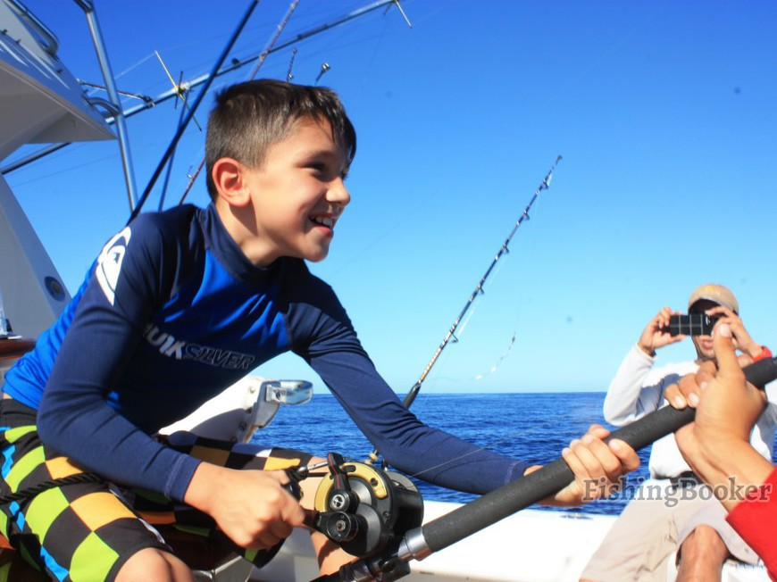 Cabo double marlin hook up cabo san lucas fishing report for Cabo san lucas fishing report
