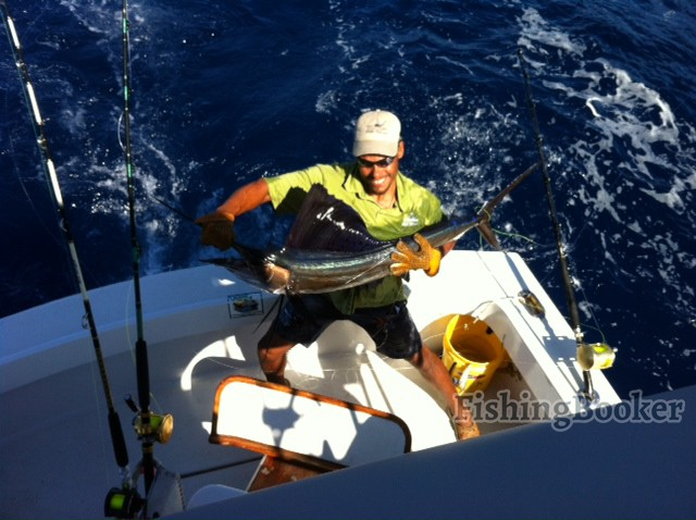 Puerto rico bill wraps fishing report fe fajardo fishing for Bills fishing report