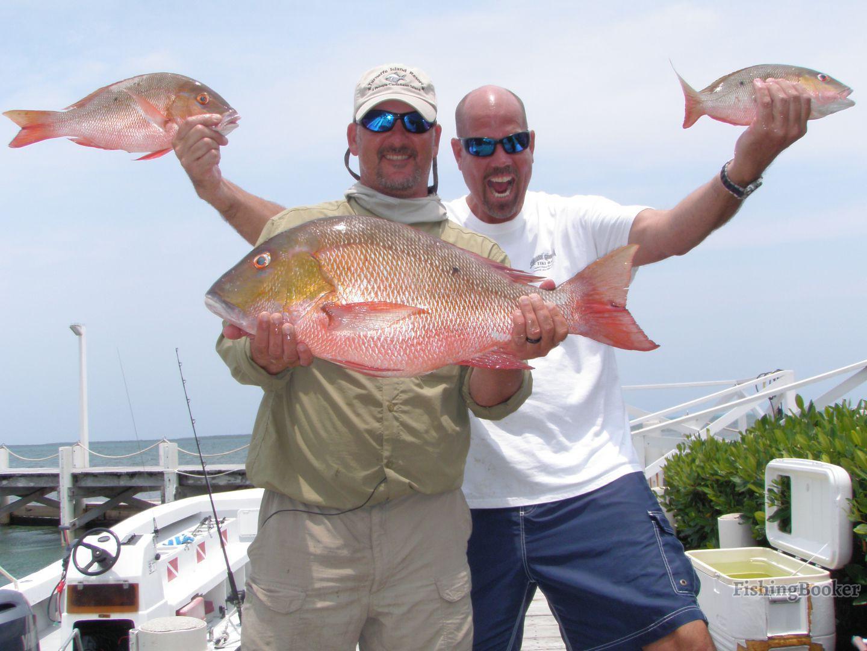 Top 10 fishing charters in key west fl fishingbooker for Key west florida fishing trips