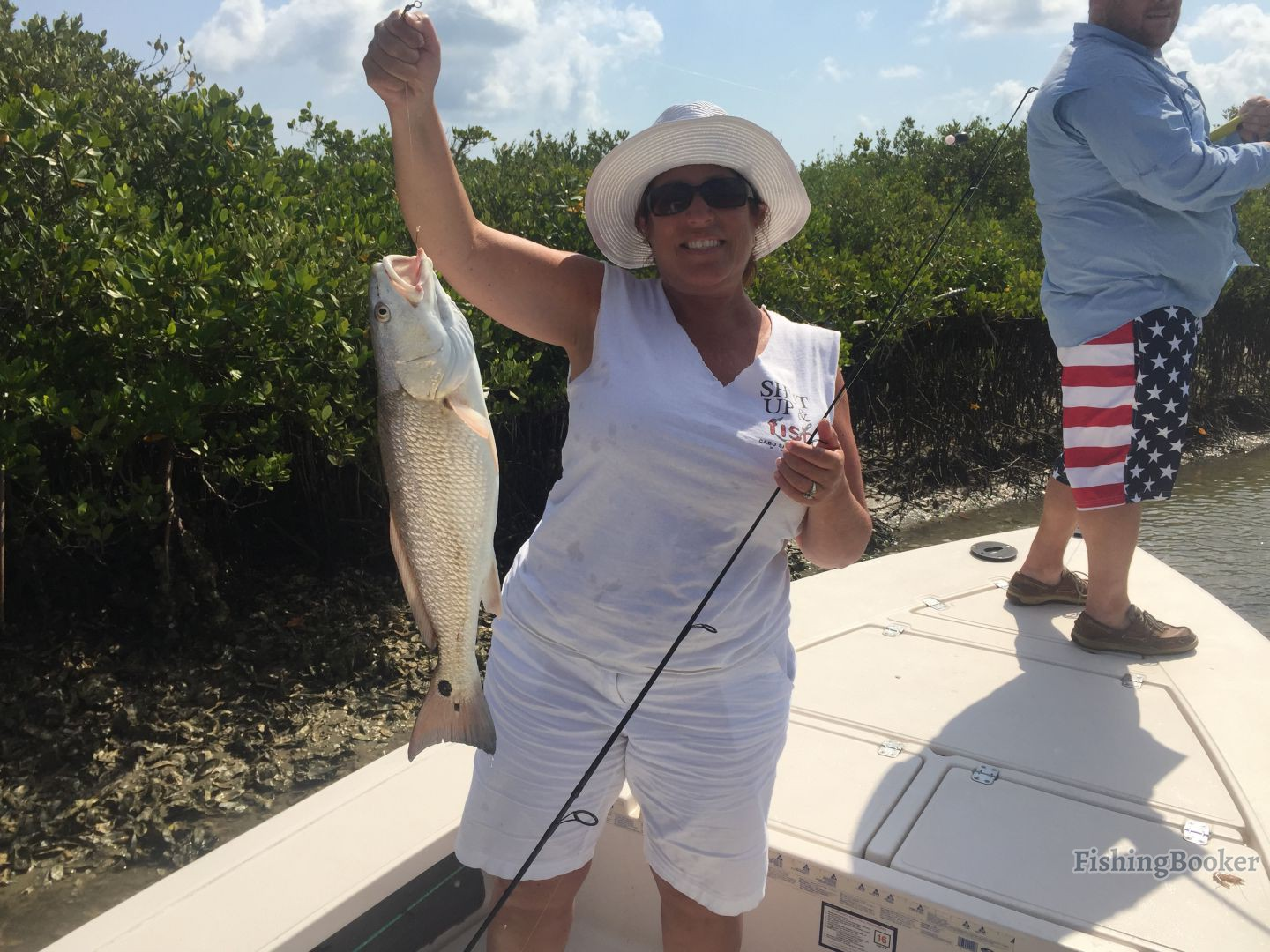 Fishing in new smyrna beach fl fishingbooker for New smyrna fishing charters