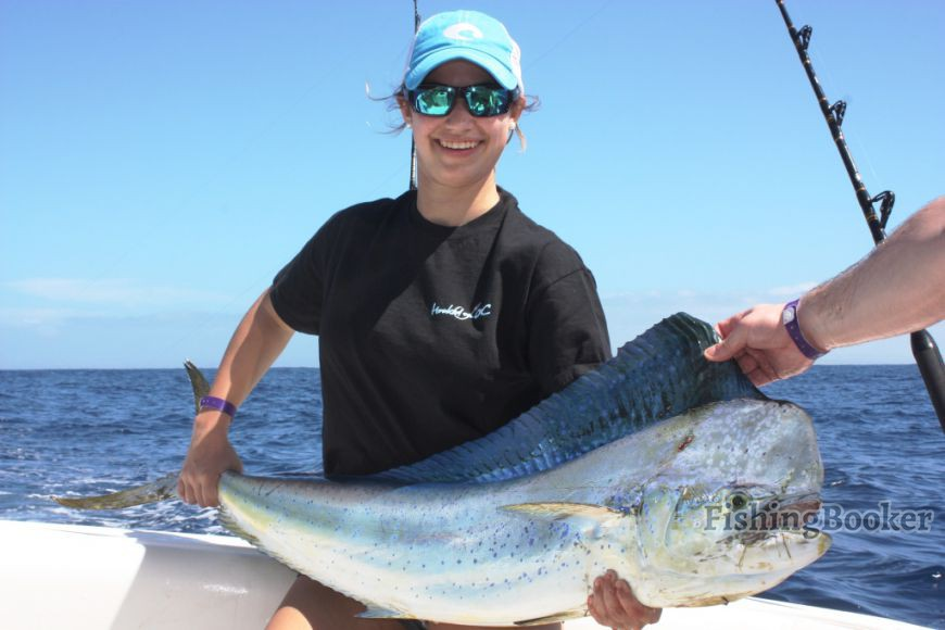 5 wahoo and 3 dorado great action cabo san lucas for Cabo san lucas fishing report