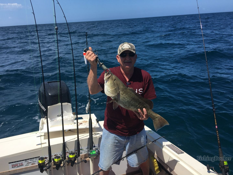 Top 10 fishing charters in siesta key fl fishingbooker for Siesta key fishing report