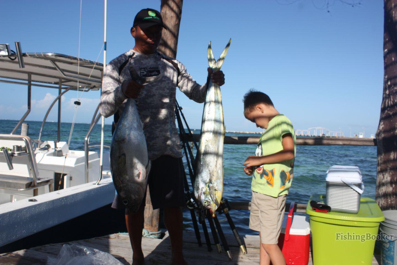 Puerto morelos fishing reports for Puerto morelos fishing
