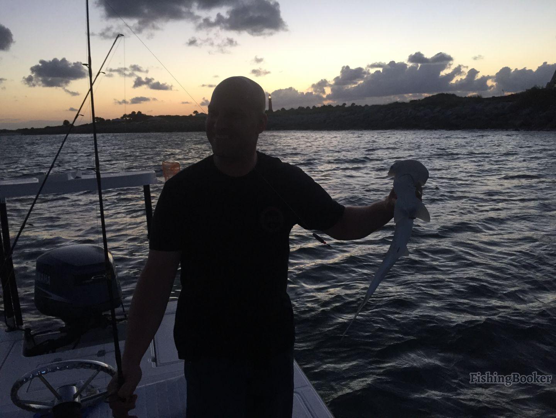 Fishing in new smyrna beach fl fishingbooker for New smyrna beach fishing report