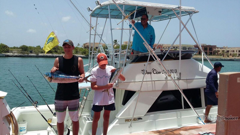 Punta cana fishing reports for Punta cana fishing