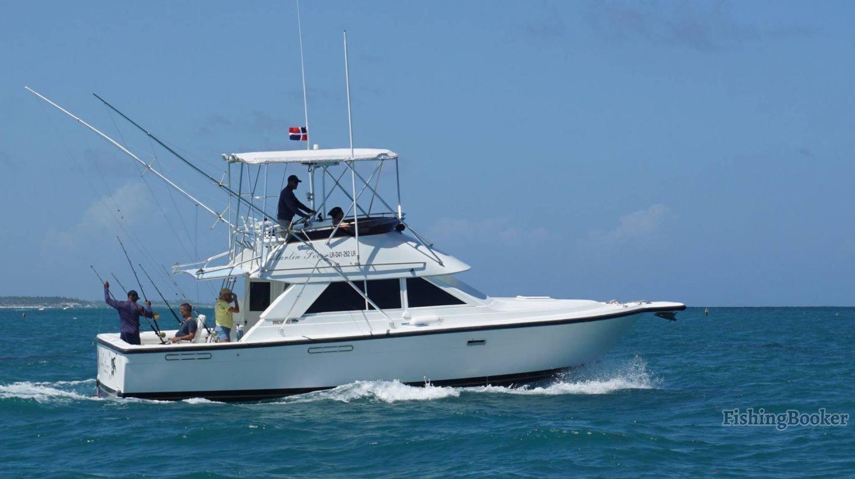 Punta cana fishing reports for Punta cana fishing charters