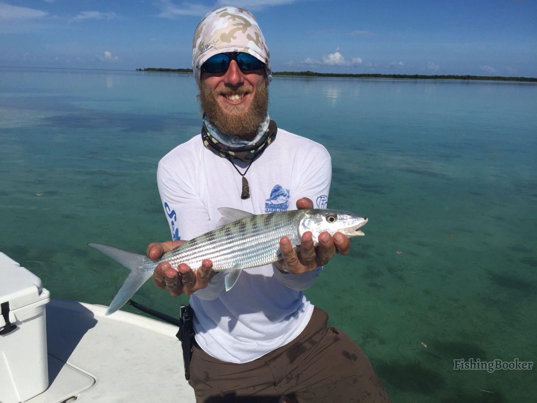 Bonefish in the fall big pine key fishing report for Keys fishing report
