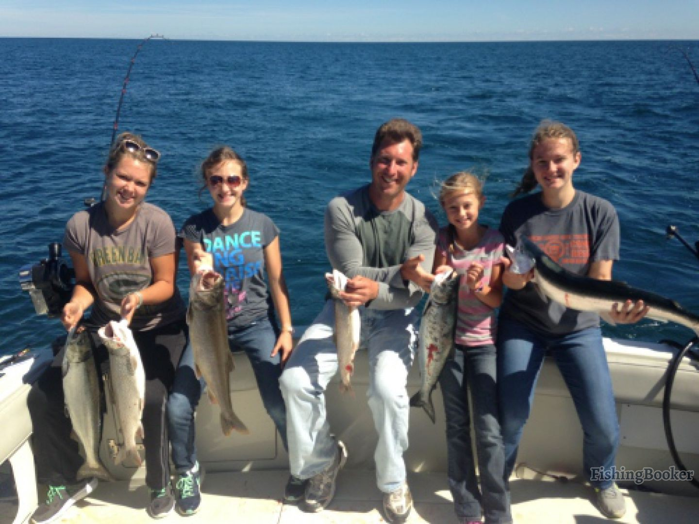 Milwaukee chins in chins out fishing milwaukee fishing for Milwaukee harbor fishing report