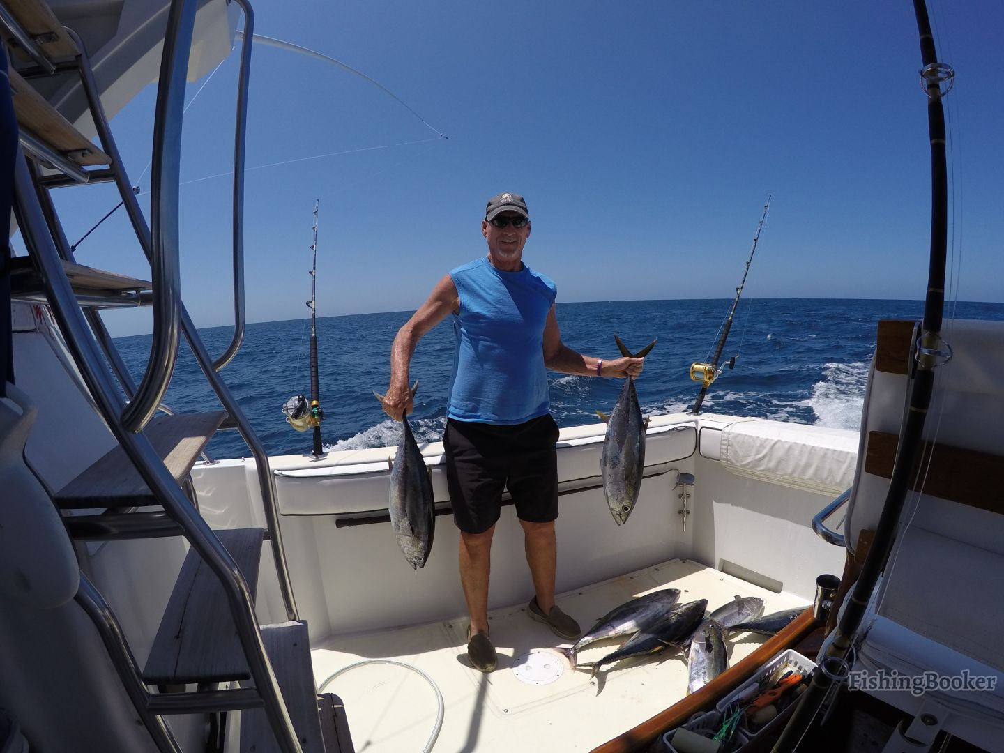 Tuna are biting cabo san lucas fishing report for Cabo san lucas fishing report
