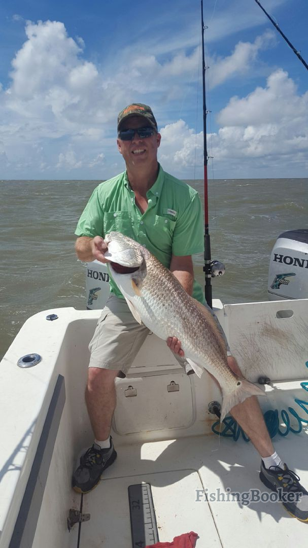 Wow they are big freeport fishing report for Freeport fishing report