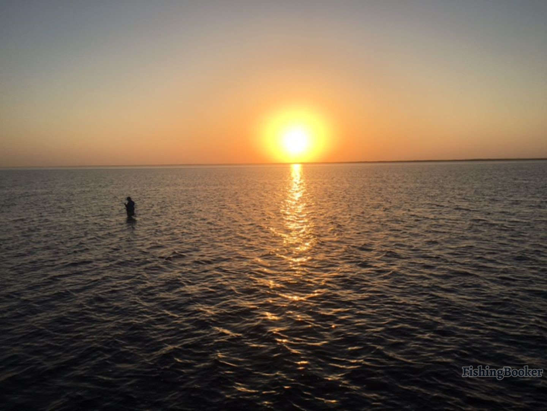 Wade fishing baffin bay rocks corpus christi fishing for Corpus christi fishing report